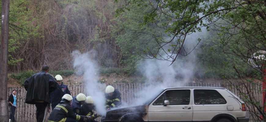 Ремонт автомобиля после пожара